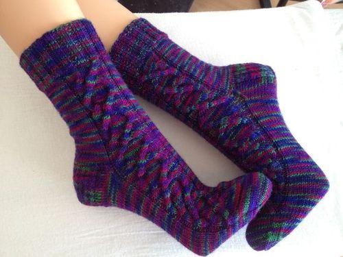Calendula Socken Schnueffeltiers Blog